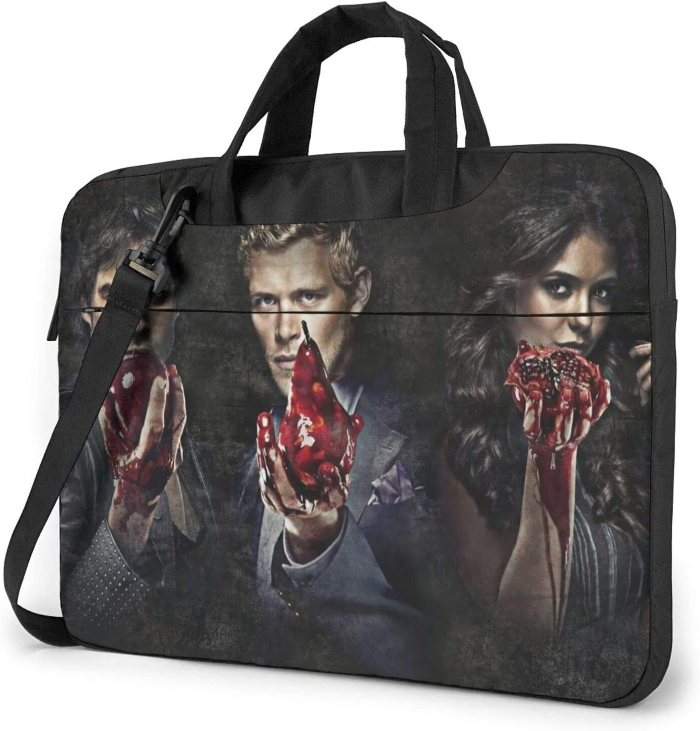 Vampire National products Diaries Laptop Bag Briefcase Tablet Portable Protective Great interest
