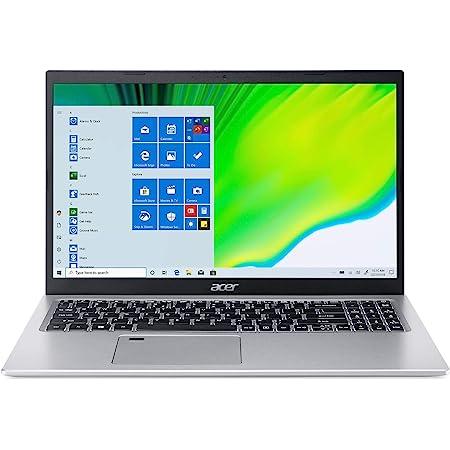 "Acer Aspire 5 A515-56-50RS, 15.6"" Full HD IPS Display, 11th Gen Intel Core i5-1135G7, Intel Iris Xe Graphics, 8GB DDR4, 256GB NVMe SSD, WiFi 6, Fingerprint Reader, Backlit Keyboard"