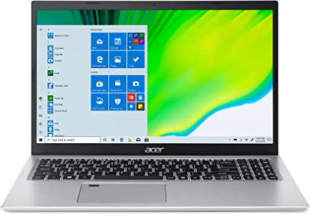 Acer Aspire 5 A5155650RS 156 Full HD IPS Display 11th Gen Intel Core i51135G7 Intel Iris Xe Graphics 8GB DDR4 256GB NVMe SSD WiFi 6 Fingerprint Reader at Kapruka Online for specialGifts