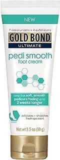 Gold Bond Pedi Smooth Foot Cream, 3.5 oz, Pack of 2