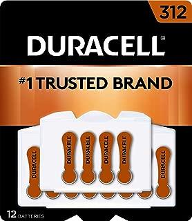 duracell 10 hearing aid batteries