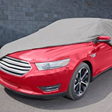 Sta-Rat 10220 Premium Full Size Car Cover with Storage Bag