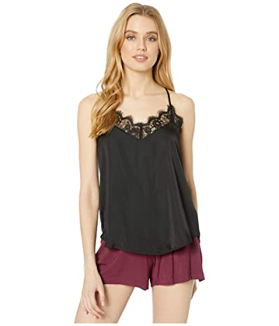 P.J. Salvage Love and Chains Cami (Black) Women