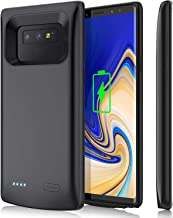 JUBOTY Galaxy Note 9 Battery Case, 5000mAh Backup Battery Charger Case Rechargeable Extended Battery Pack Charging Case Portable Power for Samsung Galaxy Note 9