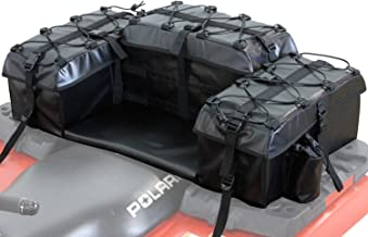 ATV Tek ASPBBLK Arch Series Black Padded Bottom Bag