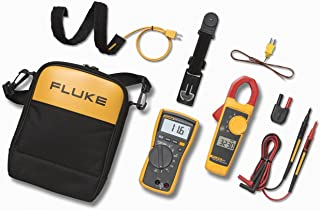 Fluke 116/323 KIT HVAC Multimeter و Clamp Meter Combo Kit - FLUKE-116/323 KIT
