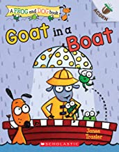 Goat in a Boat: An Acorn Book (A Frog and Dog Book #2)