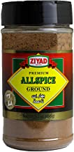 Ziyad Shaker Premium Allspice, Ground, 100% All-Natural Flavorful Spices, No Additives, No Preservatives, No Salt, No MSG,...