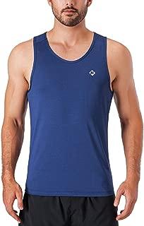 Naviskin Men's Athletic Training Tank Top Quick-Dry Muscle Sleeveless Shirt