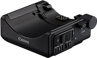 Canon PZ-E1 - Adaptador de Zoom motorizado para el Objetivo EF-S 18-135 mm f/35-56 IS USM (WiFi hasta 10 Niveles de Velocidad) Negro