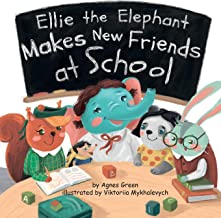 Ellie the Elephant Makes New Friends at School
