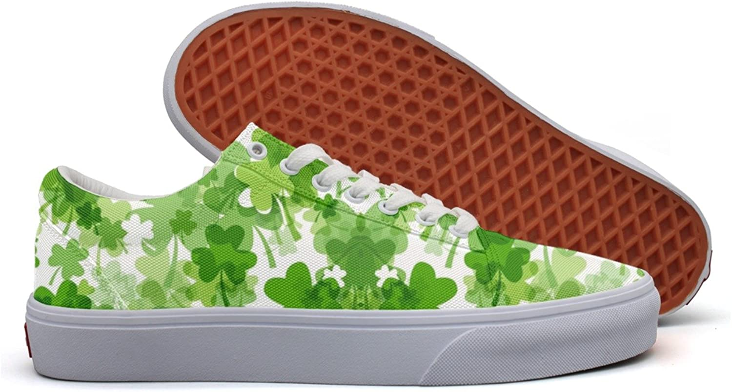 Celebrate St. Patrick's Day Women Comfortable Canvas shoes For Girls