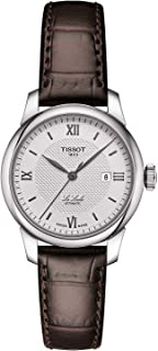 Le Locle Automatic Silver Dial Ladies Watch T006.207.16.038.00