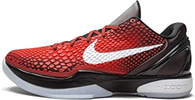 Amazon.com | Nike Mens Kobe 6 Protro DH9888 600 All Star - Size 5 ...