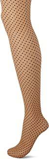 Women's Dots Control Top Tights