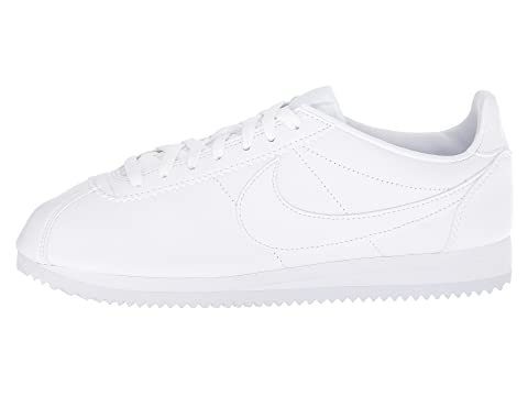 WhiteWhite WhiteWhite White White Black Classic Black Cortez Leather Nike AnqOwHP1Bx