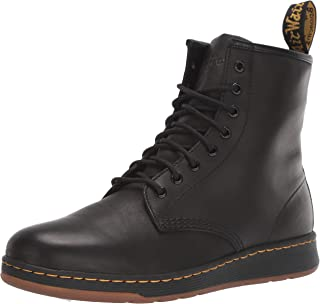 Dr. Martens Black Upper:, 100% Suede leather, Lining:, 100% Textile, Outsoles, 100 % PVC Sequined leather ankle boots 1460 Pascal Silver Stars |