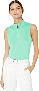 PUMA Golf Women's 2019 Sleeveless Mock