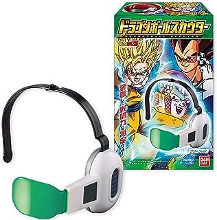 Bandai Dragon Ball Z Cosplay Warrior Adjustable Green Lens Scouter Toy