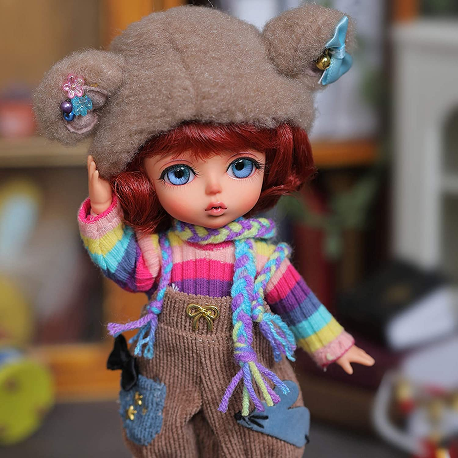 ZDD BJD Doll 1 8 SD Dolls with Our shop OFFers the best service DIY 6.22
