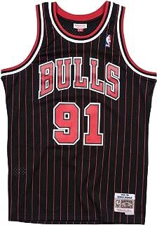 Outerstuff Dennis Rodman Chicago Bulls NBA Mitchell & Ness Youth Throwback Swingman Jersey