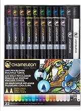 Chameleon Art Products, Chameleon 22-Pen Deluxe Set