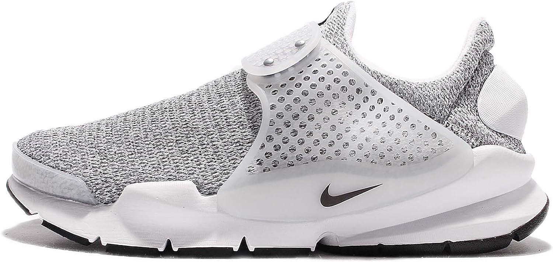 Nike - Zapatillas para Deportes de Exterior para Mujer Blanco Blanco/Negro 36.5