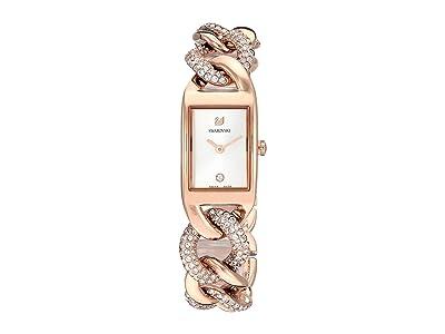 Swarovski Cocktail Watch (White) Watches
