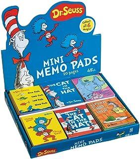 Raymond Geddes Dr. Seuss Mini Memo Pad (Pack of 48)