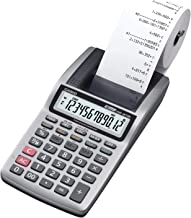 Casio HR-8TM Plus - Handheld Printing Calculator (RENEWED) photo