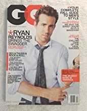 Ryan Reynolds - GQ Magazine - October 2010