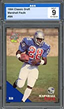 Best marshall faulk classic rookie card Reviews