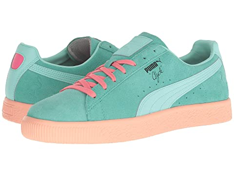 PUMA Clyde South Beach at Zappos.com 89784e805