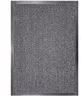 TrendMakers Heavy Duty Dirt Stoppers Barrier Mats | Dirt Trappers Super Absorbent Entrance Mats Doormat Carpets PVC Backin...