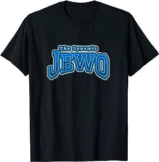 Dynamic Jewo Duo BFF Jewish Couple Group Costume  T-Shirt