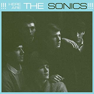 Here Are the Sonics [Analog]