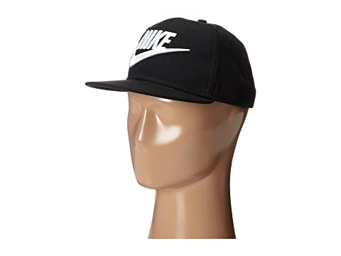dc41ad30a21 Nike Kids Futura True Snapback Cap (Youth) at Zappos.com