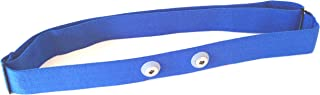 Replacement Soft Strap Chest Strap Sise M-XXL–For Polar H6Models H1, H2, H3, H7, H10, Sises M–XXL