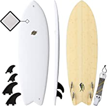 hybrid fish surfboard