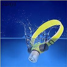 Koplamp 20 M Onderwater Duiken Lichten Verlichting Koplampen Led Duik Koplamp 3 Modi Waterdichte Hoofd Torch Lamp Gebruik...