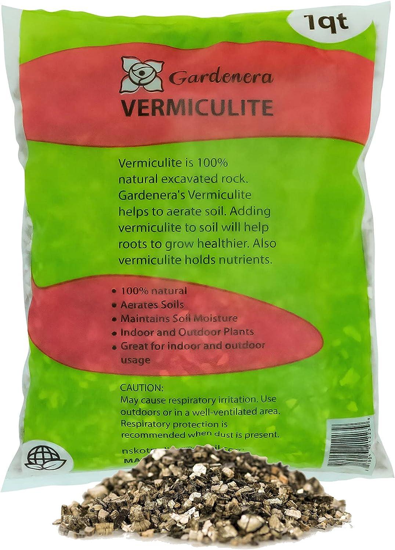 Horticultural Organic Luxury goods Vermiculite by Max 75% OFF Medium - Grade GARDENERA