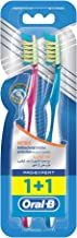 Oral B Pro-Expert Antibac Manual Toothbrush-Medium 40, Assorted, 2 Pieces