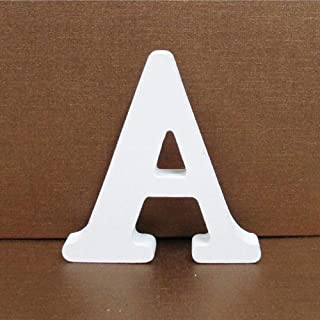 Gspirit Decorativo De Madera Letras, Pared Letras 26 Letras