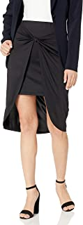 Kensie Women's Lightweight Viscose Jersey Skirt
