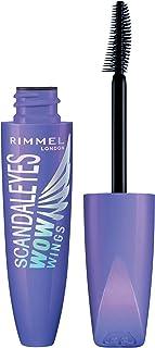 Rimmel Wow Wings Mascara, Extreme Black, 0.4 Fluid Ounce