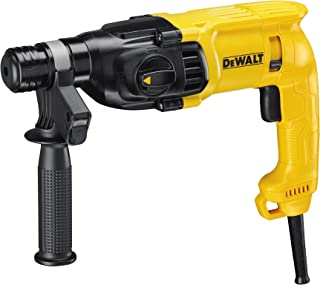 Dewalt D25033K-QS D25033K-QS-Martillo Ligero Combinado 710W, 710 W, 18 V, Black, Yellow
