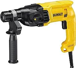 DEWALT D25033K-QS - Martillo electrico Ligero Combi 710W 3 Modos - 22mm 2J - SDS Plus - P.Pistola con maletín TSTAK