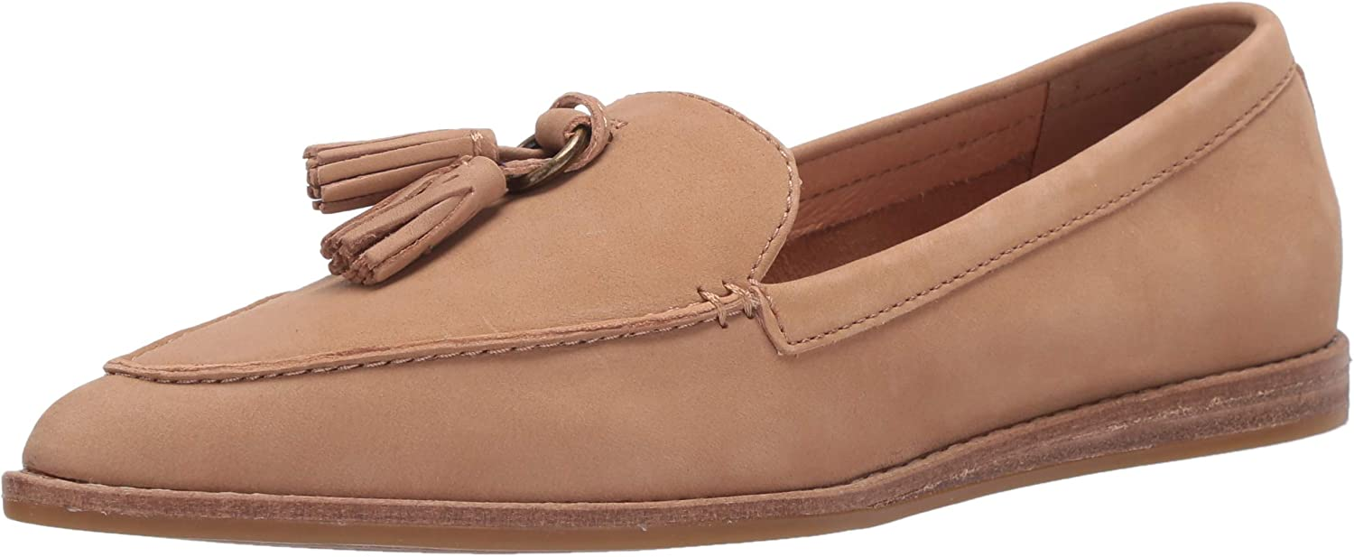 Sperry Top-Sider Women's Saybrook Max 54% OFF Slip on Leather Max 68% OFF Flat Loafer