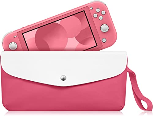 Fintie Carry Case for Nintendo Switch Lite 2019 - Portable Travel Bag Protective Sleeve Pouch w/Side Pocket & Game Ca...