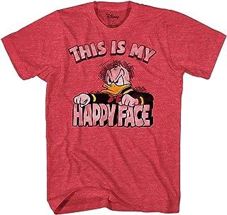 قميص دونالد دوك الرجالي من ديزني